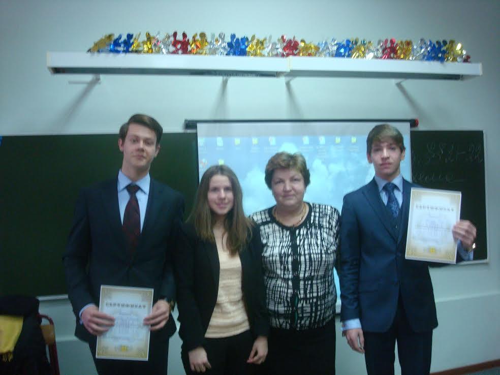 Представитель факультета менеджмента провел встречу с учащимися Лицея № 1571 г. Москвы