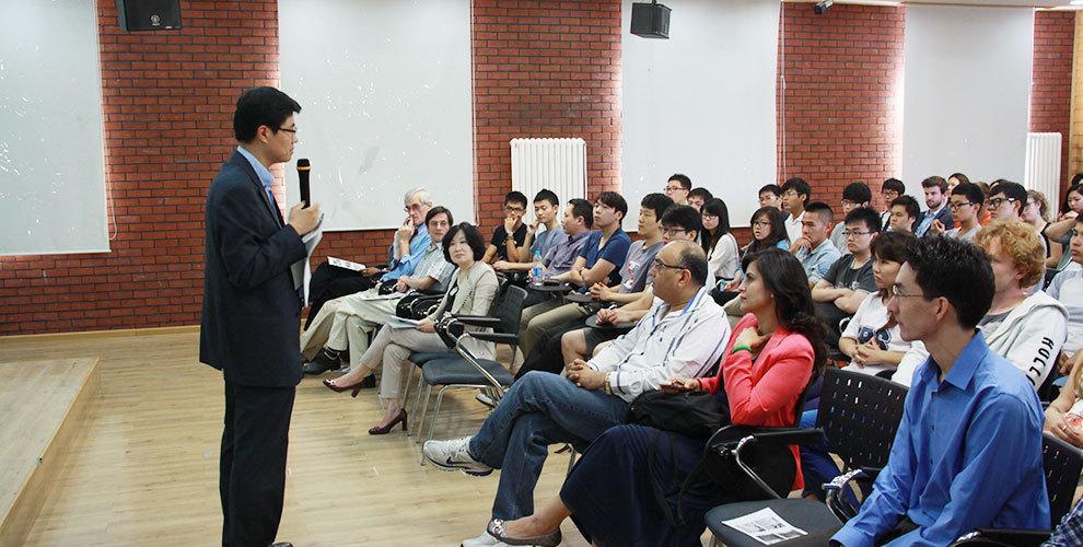 Стажировка в Китае. Пекинский университет иностранных языков, Мартов Никита, студент 3 курса