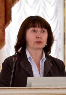 Николаева Елена Евгеньевна